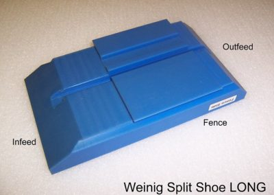 Weining Split Shoe Long