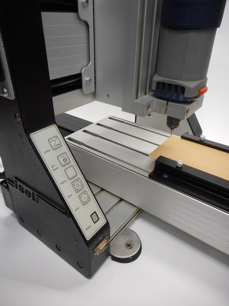 used CNC Template Making Machines